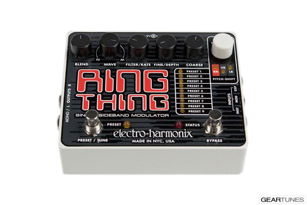 Ring Modulator Electro-Hamonix Ring Thing
