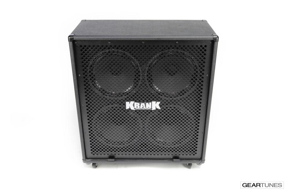 4x12 Krank Revolution 4x12 Speaker Cabinet