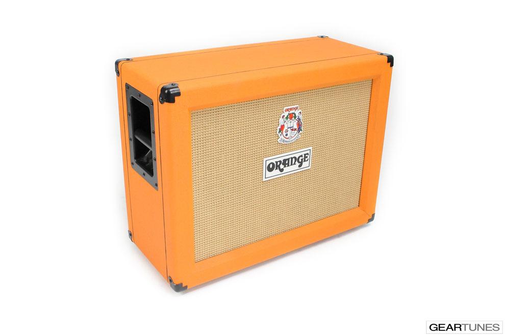 2x12 Open Back Orange PPC212OB 3