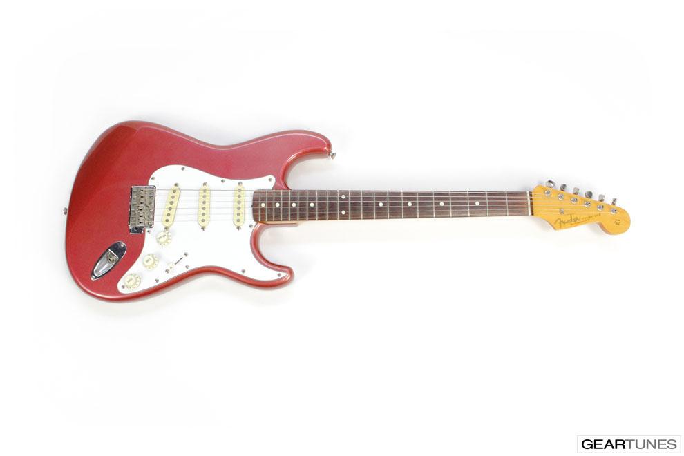 Guitars Fender ST62-TX Stratocaster