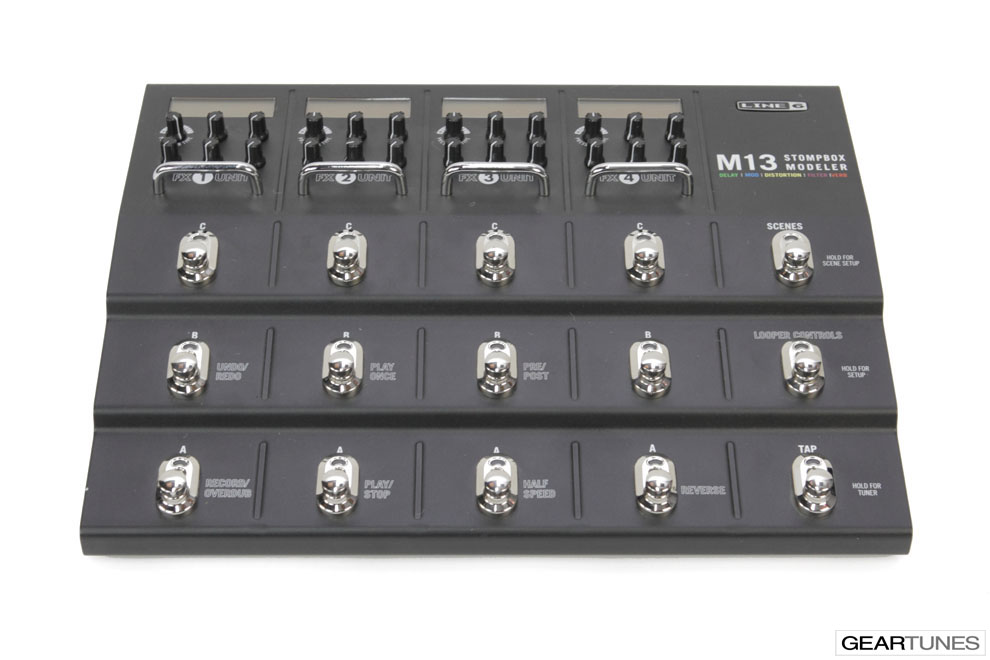 Multi-effects Line 6 M13