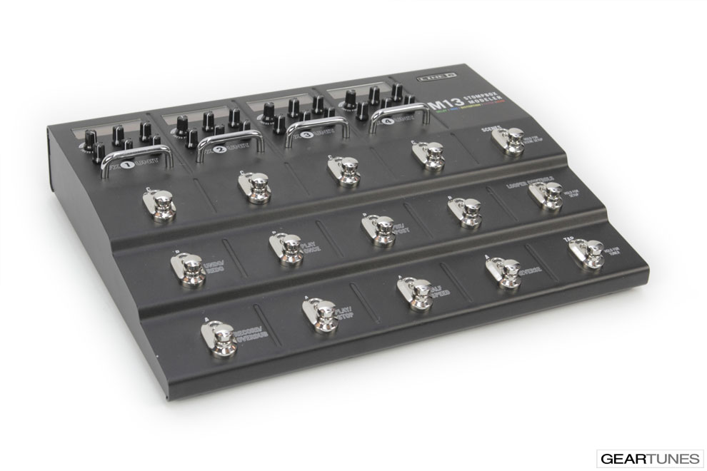 Multi-effects Line 6 M13 3