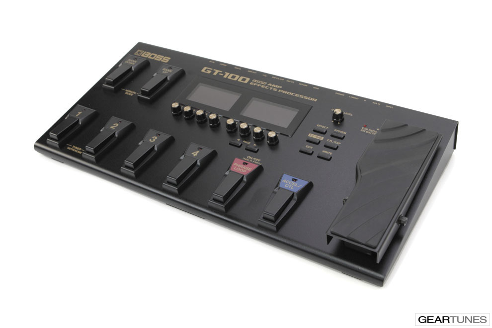 Effects Boss GT-100 2