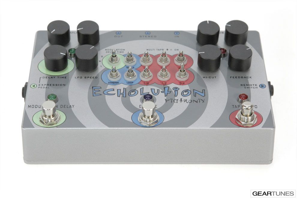 Delay Pigtronix Echolution