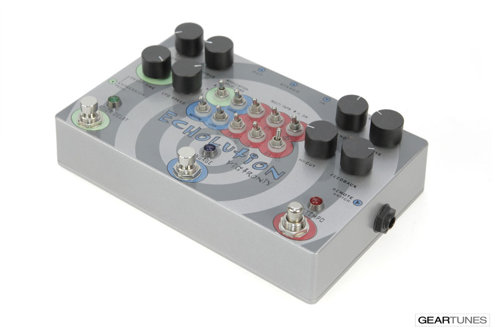 Delay Pigtronix Echolution 2