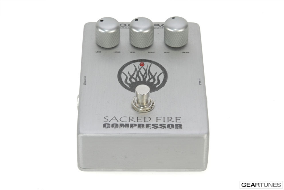 Compression and Sustain Rocktron Sacred Fire Compressor