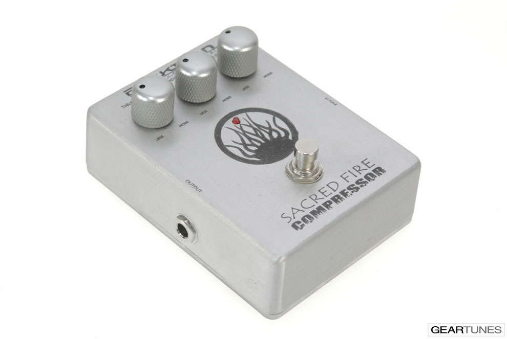 Compression and Sustain Rocktron Sacred Fire Compressor 3