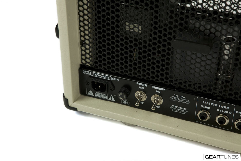 Tube Amps EVH 5150 III 8