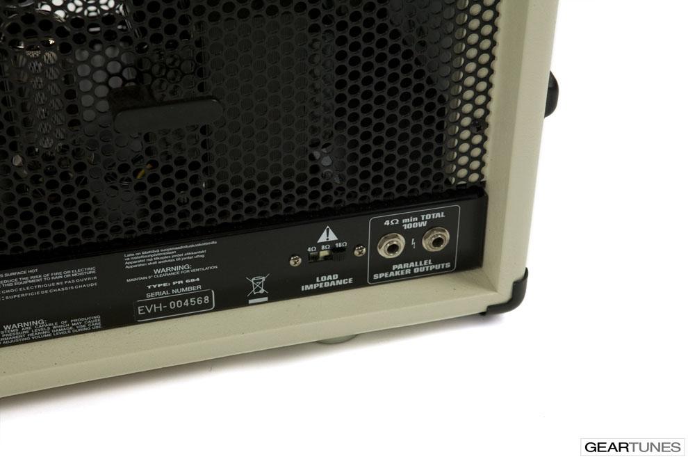 Tube Amps EVH 5150 III 9