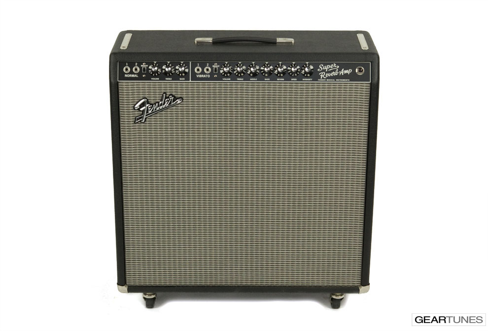 USD Fender '65 Super Reverb (Reissue)