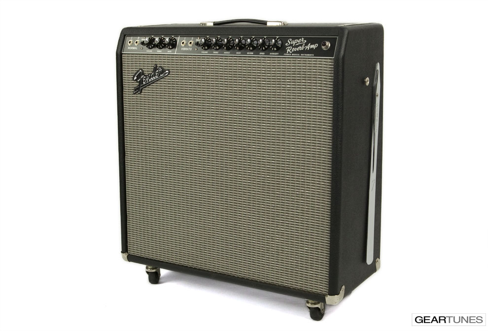 USD Fender '65 Super Reverb (Reissue) 2
