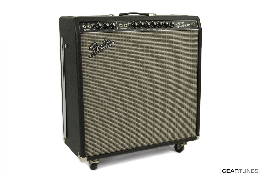 USD Fender '65 Super Reverb (Reissue) 3