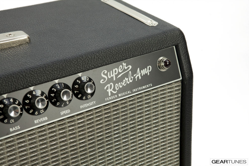 USD Fender '65 Super Reverb (Reissue) 6