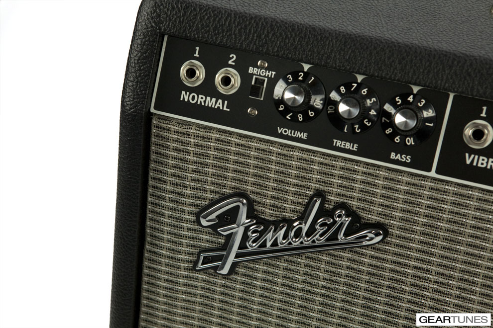 USD Fender '65 Super Reverb (Reissue) 5