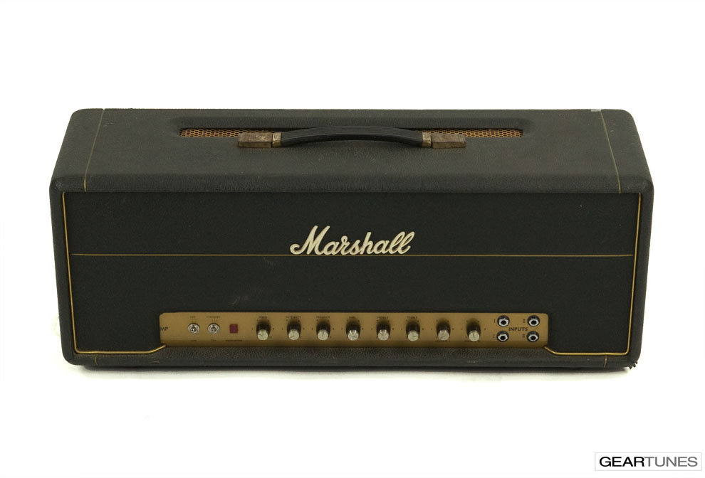 USD Marshall Super Lead 100w (c. 1971)