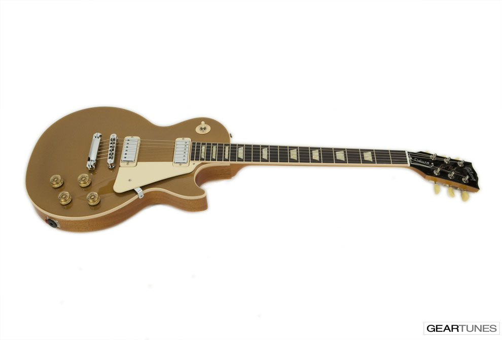 Solid Body Gibson Les Paul Deluxe 2