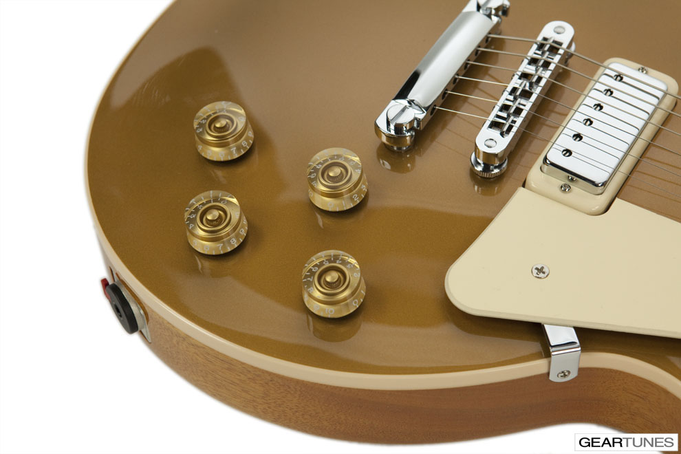 Solid Body Gibson Les Paul Deluxe 4
