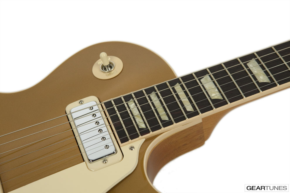 Solid Body Gibson Les Paul Deluxe 5