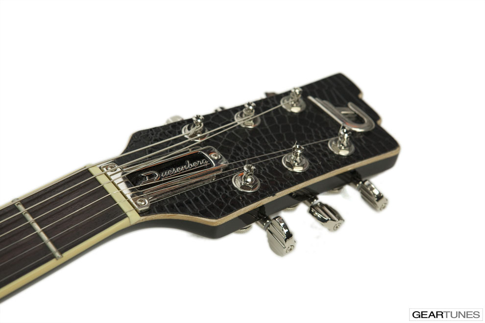 Hollow and Semi-Hollow Duesenberg Outlaw 6