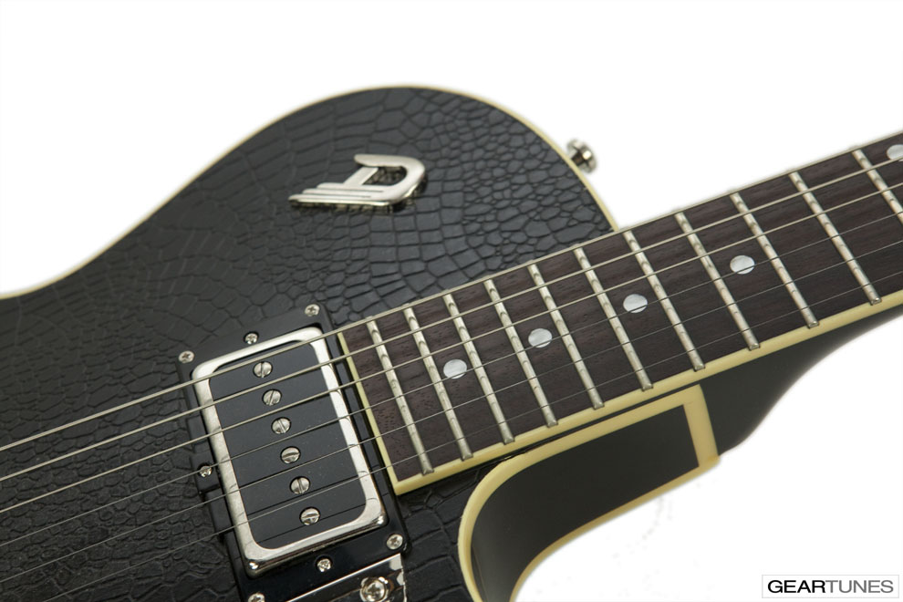 Hollow and Semi-Hollow Duesenberg Outlaw 5