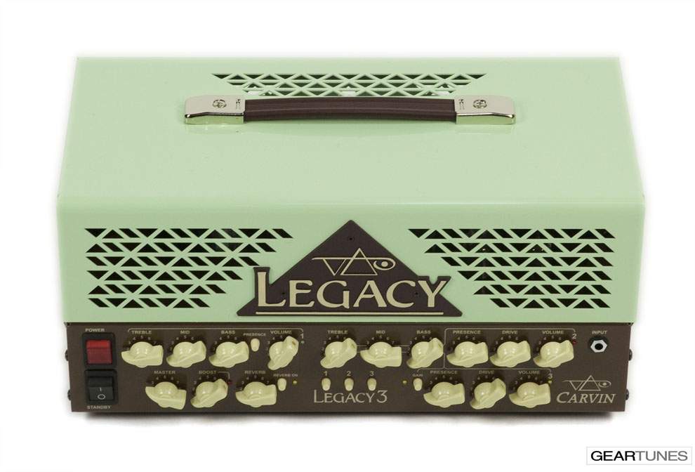 USD Carvin Legacy 3