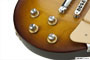 Solid Body Gibson Les Paul Studio '60s Tribute Darkback 4