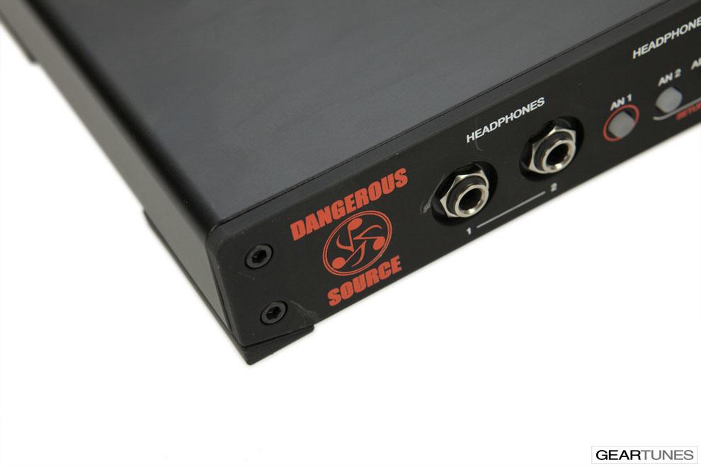 Recording Dangerous Music Source 5