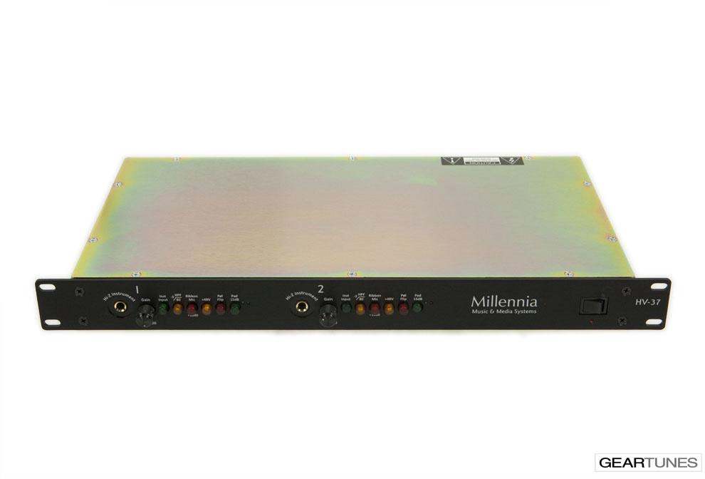 Recording Millennia Music & Media Systems HV-37