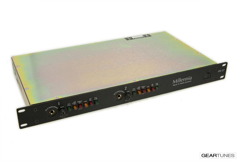 Recording Millennia Music & Media Systems HV-37 3
