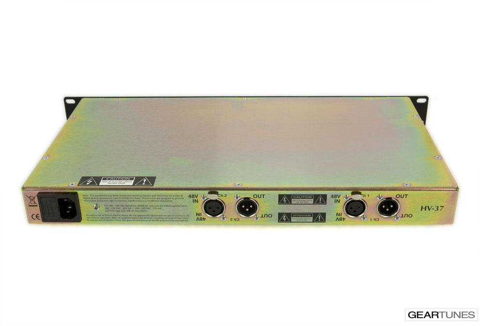 Recording Millennia Music & Media Systems HV-37 4