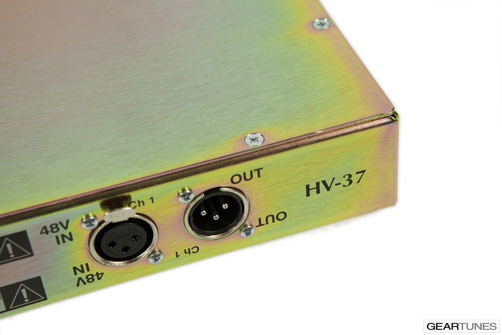 Recording Millennia Music & Media Systems HV-37 7