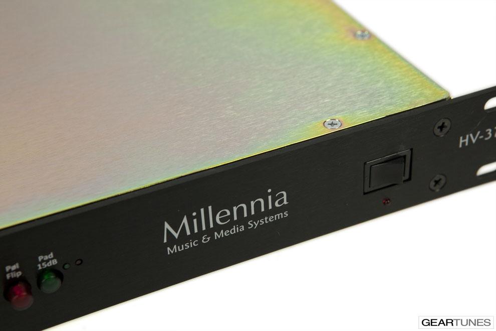 Recording Millennia Music & Media Systems HV-37 6