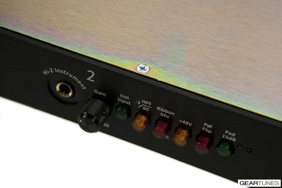 Recording Millennia Music & Media Systems HV-37 5