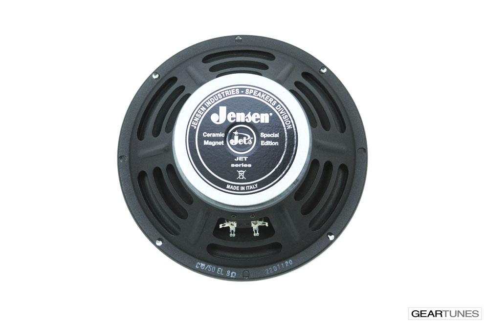 """Ten Inch Speakers Jensen 10"""" Electric Lightning, 8 ohm"""