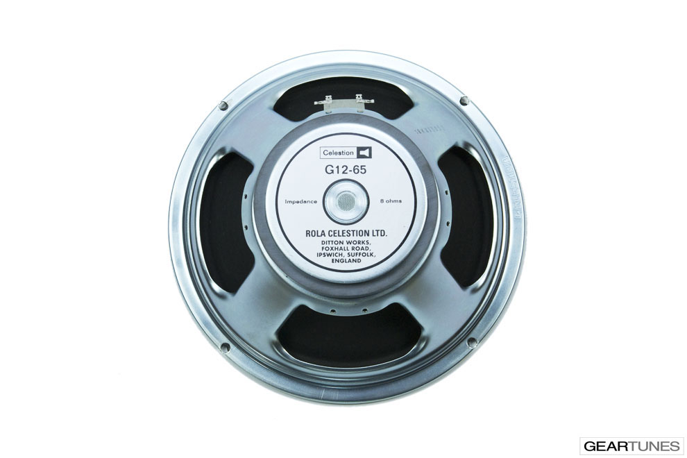 Twelve Inch Speakers Celestion Heritage Series G12-65, 8 ohm