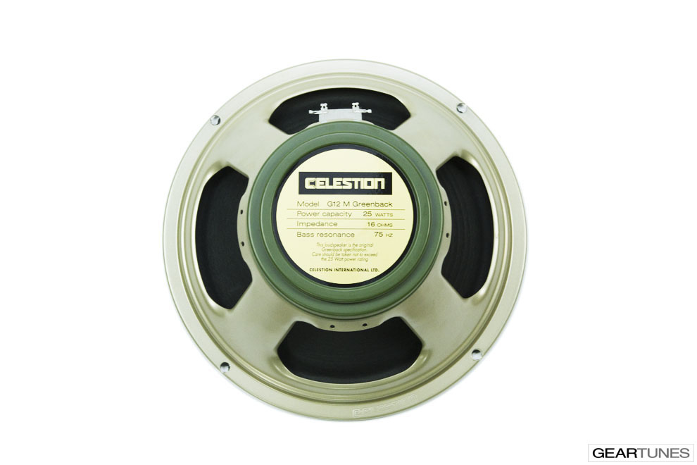 Speakers Celestion G12M Greenback, 8 ohm