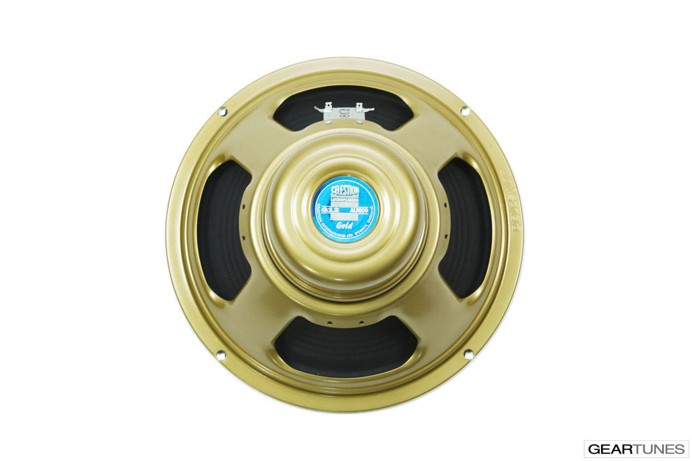 "Twelve Inch Speakers Celestion Gold 12"", 8 ohm"