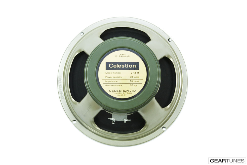 Twelve Inch Speakers Celestion Heritage Series G12H(55), 15 ohm