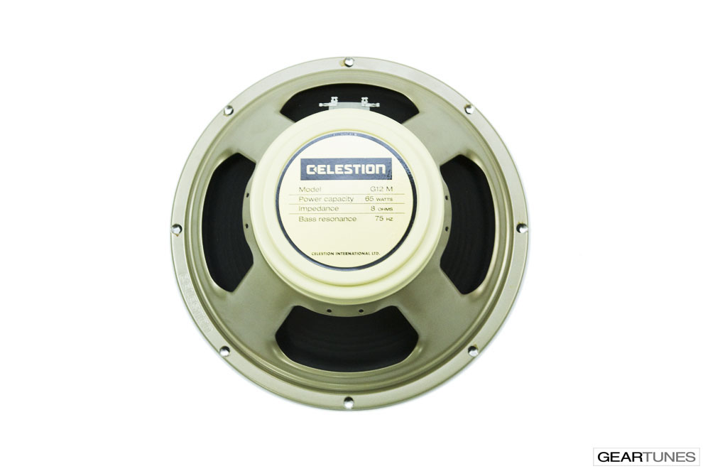 Twelve Inch Speakers Celestion G12M-65 Creamback, 8 ohm