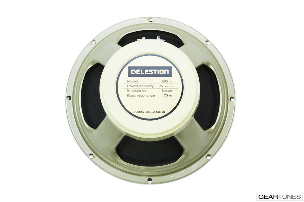Twelve Inch Speakers Celestion G12H-75 Creamback, 8 ohm