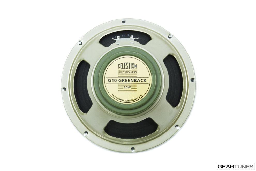 Ten Inch Speakers Celestion G10 Greenback, 8 ohm
