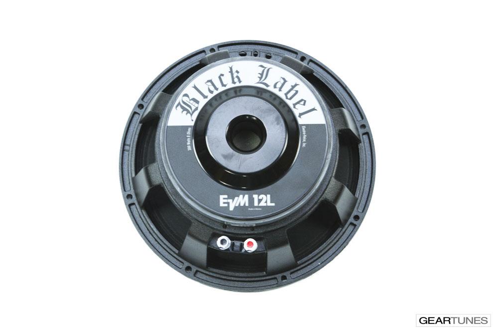 Speakers Electro-Voice EVM12L Black Label, 8 ohm