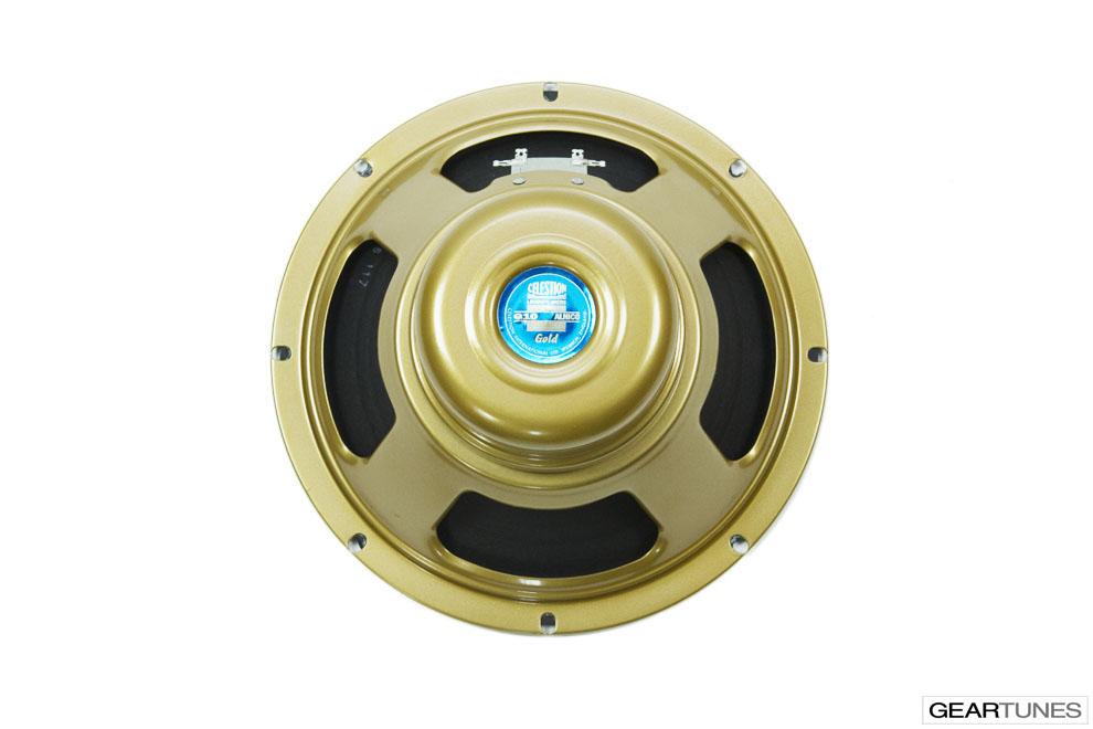 """Ten Inch Speakers Celestion Gold 10"""", 8 ohm"""