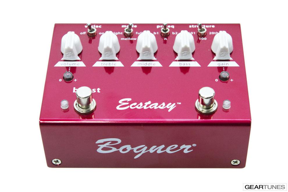 Effects Bogner Ecstasy Red