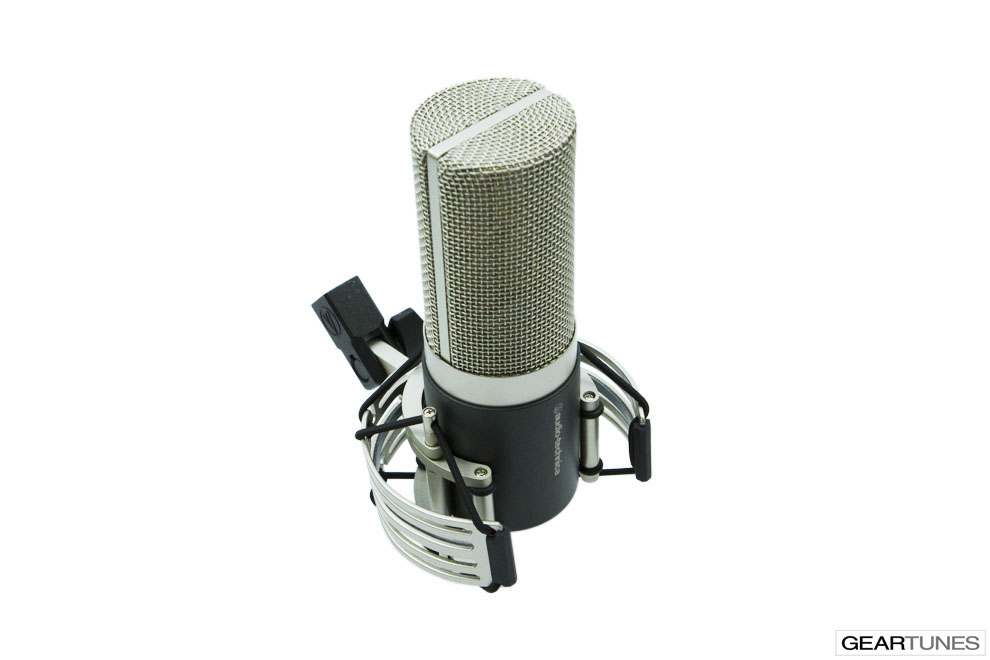 Recording Audio-Technica AT5040 3
