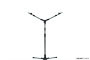 Microphone Stands Triad-Orbit TRIAD-ORBIT System - T3/O2/M1 3