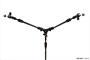 Microphone Stands Triad-Orbit TRIAD-ORBIT System - T2/O2/M1 5