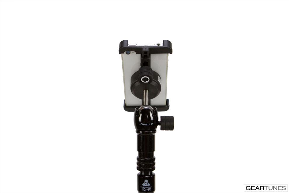 Microphone Stands Triad-Orbit iORBIT 2 iPhone Holder 2