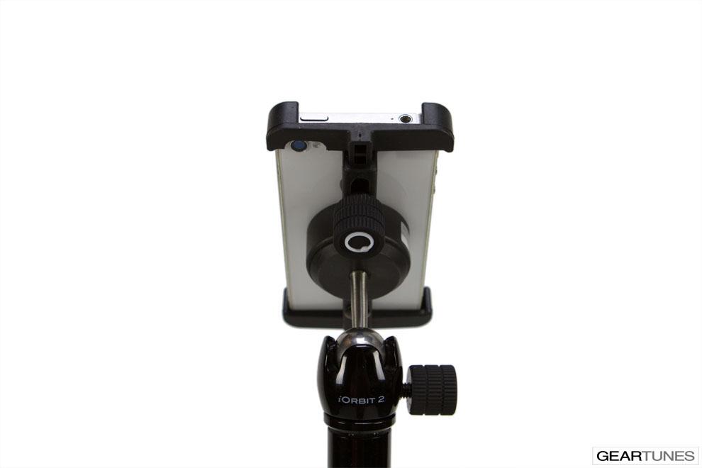 Microphone Stands Triad-Orbit iORBIT 2 iPhone Holder 3