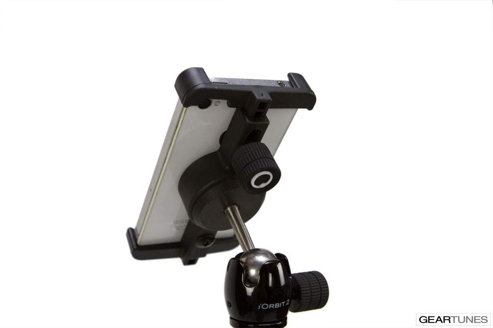 Microphone Stands Triad-Orbit iORBIT 2 iPhone Holder 4